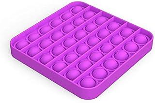 Pop it Fidget & Finger Toys - Square - Purple