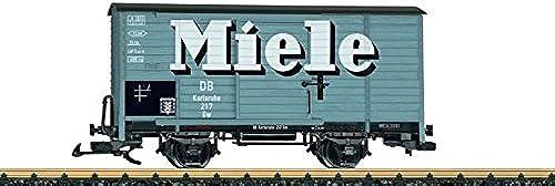 LGB 42264 gedeckter Güterwagen Miele