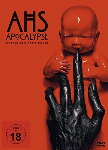 American Horror Story: Apocalypse (Die komplette achte Season) [3 DVDs]