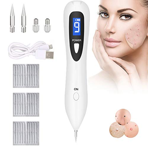 Portable Beauty Equipment Multi Level With Home Usage USB Charging/LCD/30 Replaceable