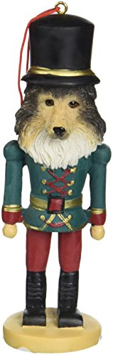 E&S Pets 35358-37 Soldier Dogs Ornament