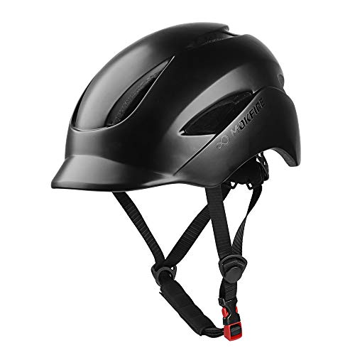 MOKFIRE Adult Bike Helmet That's Light, Cool &...