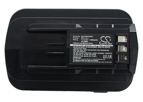 4000mAh Battery Replacement for Festool T12+3 Cordless Drill 494831 495479 BPS 12 Li