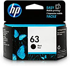 HP 63 | Ink Cartridge | Black | F6U62AN