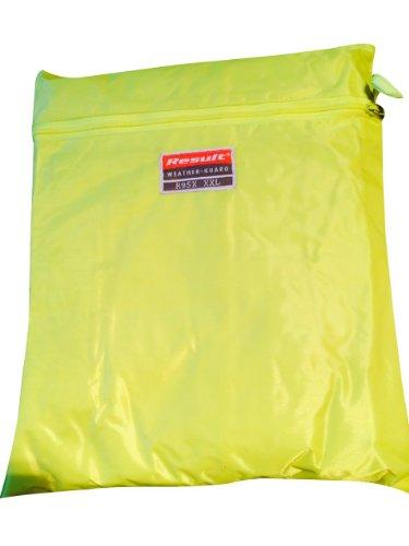Regenanzug ( Jacke und Hose), absolut wasserdicht ,neon yellow, L L,Neon Yellow