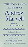 The Poems and Letters of Andrew Marvell (Oxford English Texts)
