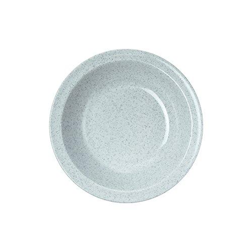 WACA® 1926-940 Suppenteller Kunststoffteller 600 ml ∅ 205 mm granit
