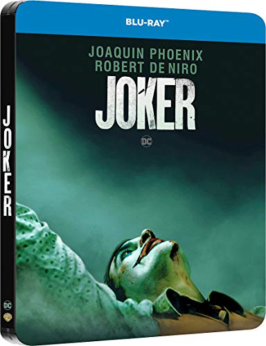 Joker Blu-Ray Steelbook Teaser [Blu-ray]