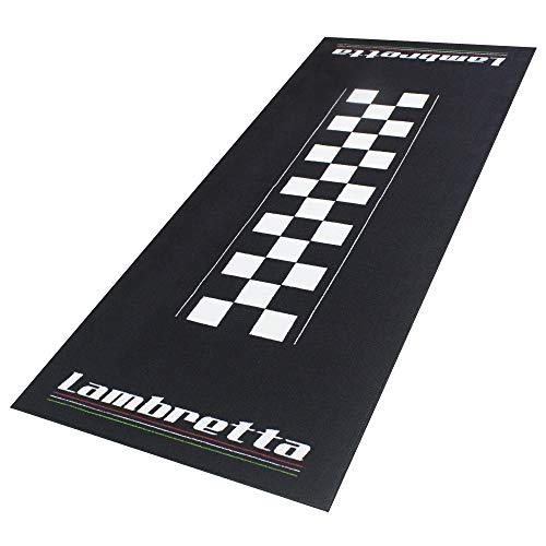 BIKETEK Garagenmatte Serie 4 190x80 cm passend für Lambretta