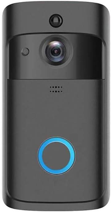 Smart Video Doorbell Wireless Waterproof Hd High material Ip44 Max 66% OFF Camera