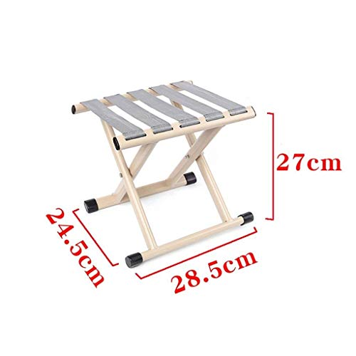Best Buy! DJSMxlj Luggage Rack,Luggage Carrier for Hotel Porters HHotel Foldable Luggage Rack Made o...