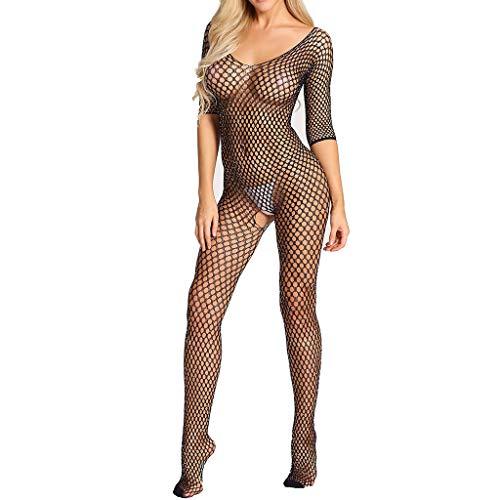Bestow Las Mujer Moda Ahuecan La Lencería Sexy Vestido