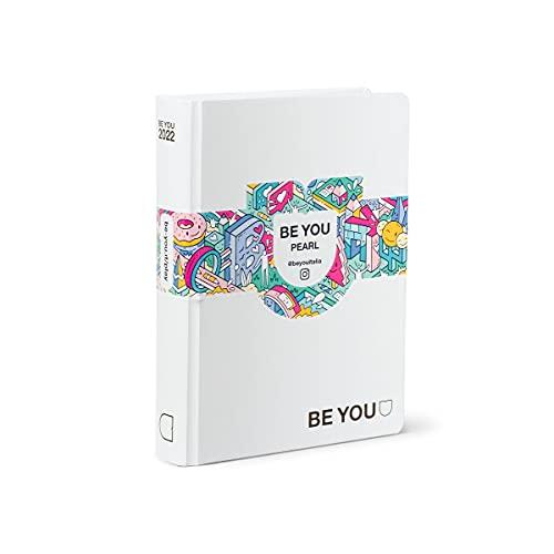Be You Diario Pearl, Formato Medium, Collezione 21/22