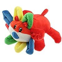 XIMING 子犬おかしい動物のおもちゃペット小さな犬のためのインタラクティブな遊びのおもちゃ4色 - カラー1