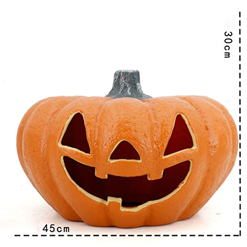 WoodenHalloween Lights, Pumpkin Lights With Battery Operated LEDs,Halloween Decorations Indoor Outdoor String Lights For Patio, Mantle,Yard ,oliday Lights For Outdoor Decor,pumpkin Decor ( Color : B )