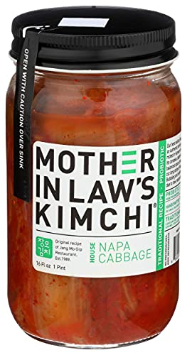 Mother In Law's Kimchi - House Napa Cabbage (16 ounce)