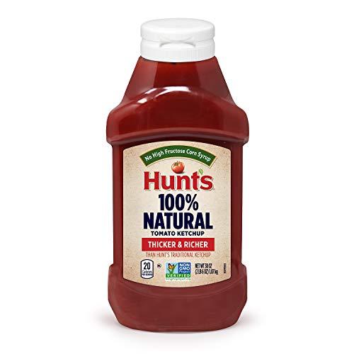 Hunt's Best Ever Tomato Ketchup Bottle, 38 Oz