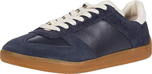 COACH C104 Low Top Sneaker Navy/White 10 D (M)