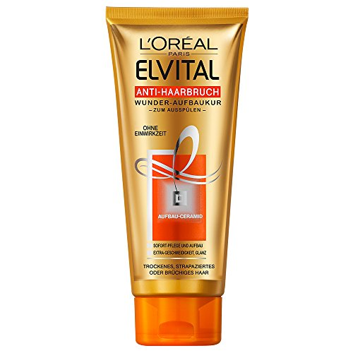L'Oréal Paris Elvital Anti-haarbreuk wonder-opbouwkuur (1 x 200 ml)