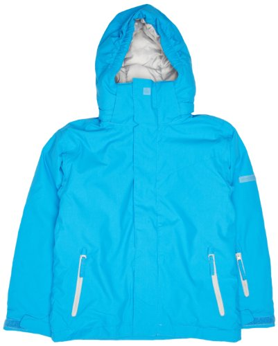 Quiksilver Jungen Snowboard Jacke Next Mission Plain Youth, pacific, 176 / 16 Jahre, KPBSJ023-PAF-T16