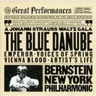 A Johann Strauss Waltz Gala ~ Blue Danube / Emperor / Voices of Spring / Vienna Blood / Artist's Life, Opp. 314,316,354,410,437
