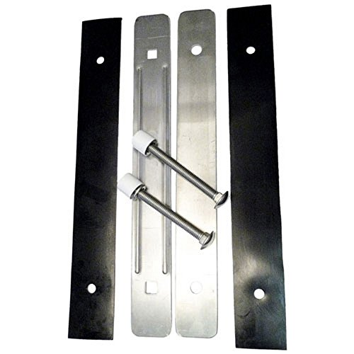 S.R. Smith 67-209-903-SS Diving Board Mounting Kit, 18 in. with 5-1/2 in. Bolts