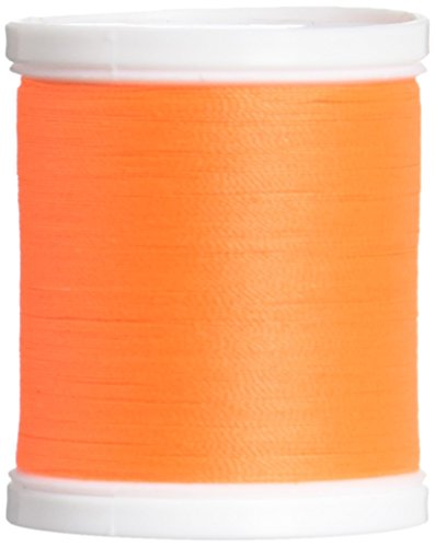 Coats Thread & Zippers Dual Duty XP Allzweckfaden, 125 Yard Neon Orange