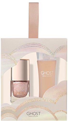 Ghost Sweetheart Xmas cadeauset, eau de toilette en nagellak, 5 ml