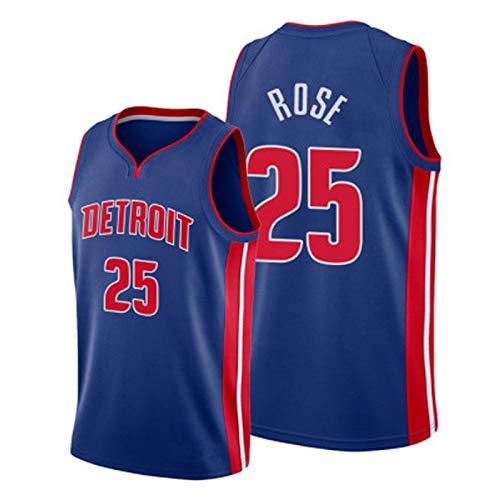 Kolben Rose # 25 Basketball Jersey für Männer, Basketball...