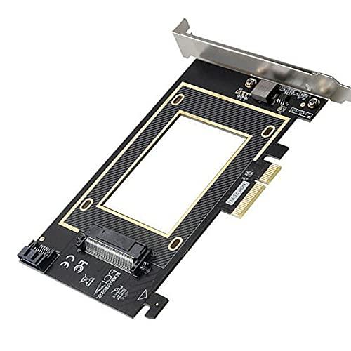 balikha Soporta Adaptador U.2 SSD a PCI 3.0 X16
