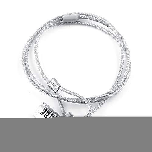 cable de seguridad laptop fabricante Lazmin