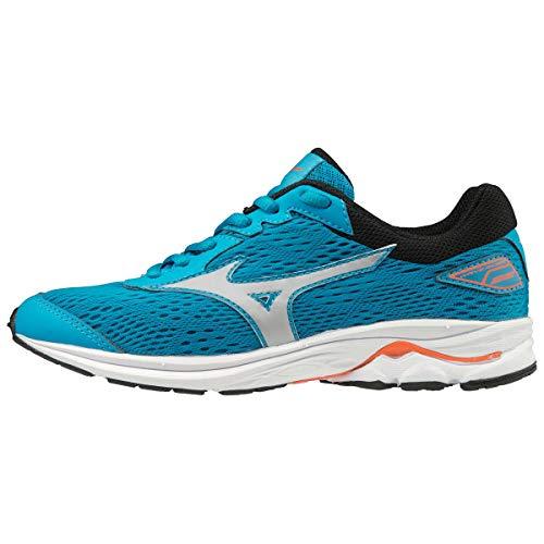 Mizuno Break Shot 2 CC, Zapatillas de Running Adultos, Azul Blanco, 38 EU