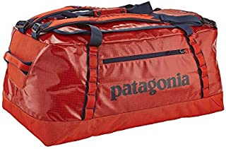 Black Hole Duffel Travel Duffle, 45 cm, 90 liters, Red (Paintbrush Red)