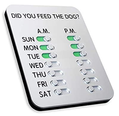 Did You Feed the Dog? from DYFTD, LLC