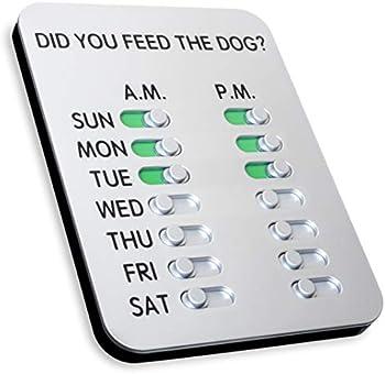 Dyftd Dog Feeding Tracker Device