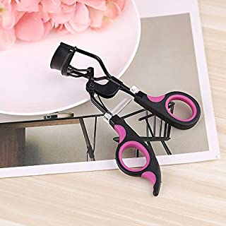 Eyelash Curler - 3D Wide-angle Lash Curler Easy Shaping Eyelashes Curler Tweezer Curling Eye Lashes Clip Cosmetic Lashes E...