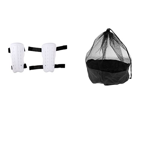 Sharplace Sac Poche Transport à Cordon en Filet de Maille pour Cones Accessoires de Formation de Football