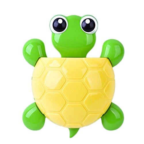 XdiseD9Xsmao schattige duurzame cartoon schildpad van kunststof in de vorm van een zuignap, badkamer, schildpad, tandpasta, huis, Dormitory