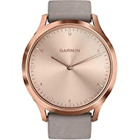 Garmin VivoMove HR Touchscreen Smartwatch with Extra Band