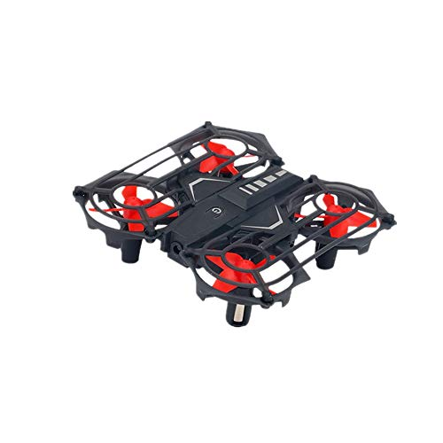 Slreeo Gesture-Sensing Four-axis Drone, Intelligent Air Pressure Fixed Altitude Suspension, 2.4GHz Aircraft, One-Button Take-Off and Landing, Simple Operation, Easy to Carry