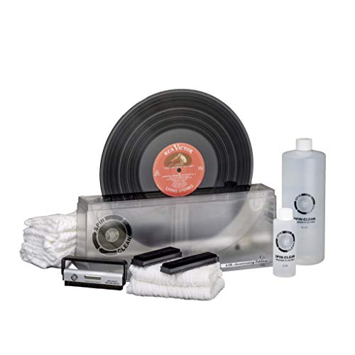 "Spin-Clean Record Washer MKII Limited-Edition Kit, ""Clear"" (45th Anniversary)"