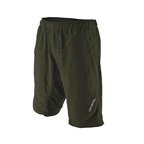 O'Neal Herren Downhill Shorts Sedona, Grün, 30/46, 1074-3