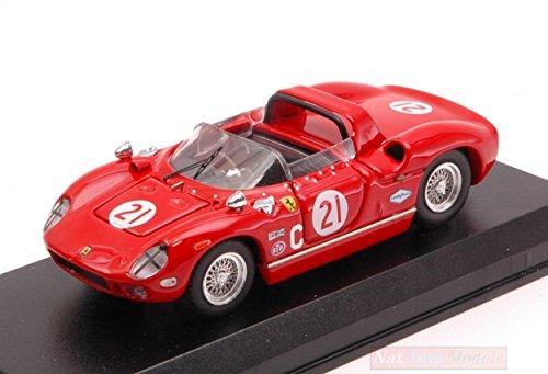 Art-Model AM0368 Ferrari 330 P N.21 500 Mile Road 1967 W.Cooper-D.Drexler 1:43 kompatibel mit