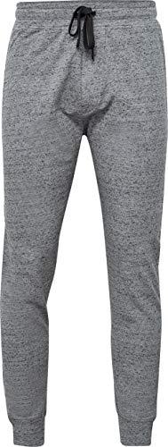 JBS of Denmark - Hombres - Pantalones de chándal en Mezcla de algodón - Pantalones para Correr - Gris o Negro - De la S a la XXL