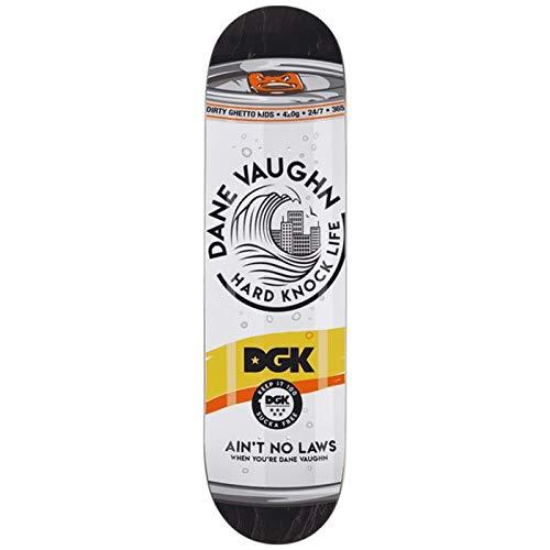 DGK Skateboards, Skateboard, ohne Laws, Vaughn, 8.25