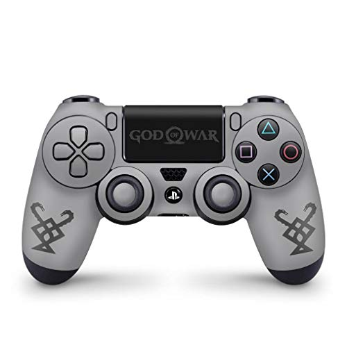 Skin Adesivo para PS4 Controle - God Of War Limited Edition