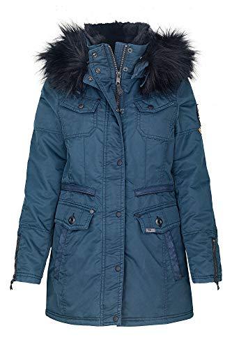 khujo Nadal - Winterjacke, Größe_Bekleidung:XXL, Farbe:Midnight Blue