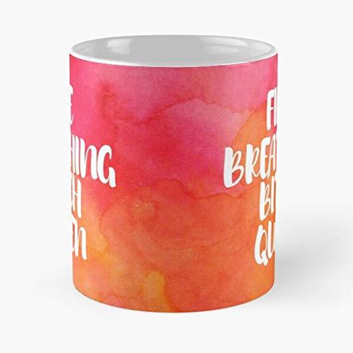 Empire J of Fire Queen Shadows Bookstagram Sarah Storms Booklover Maas Breathing Best 11 Ounce Ceramic Coffee Mug Best 11 oz Kaffeebecher - Nespresso Tassen Kaffee Motive !