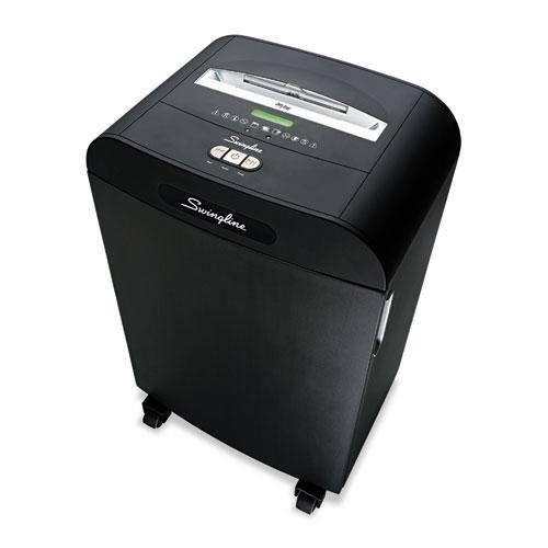 %47 OFF! Swingline 1758595 DS22-19 Strip-Cut Jam Free Shredder, 22 Sheets, 10-20 Users