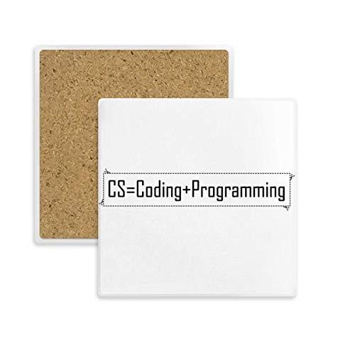 DIYthinker CS Contiene codificación y programación Square